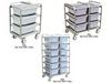 STAINLESS STEEL TRANSPORTERS - TOTE TRUCKS